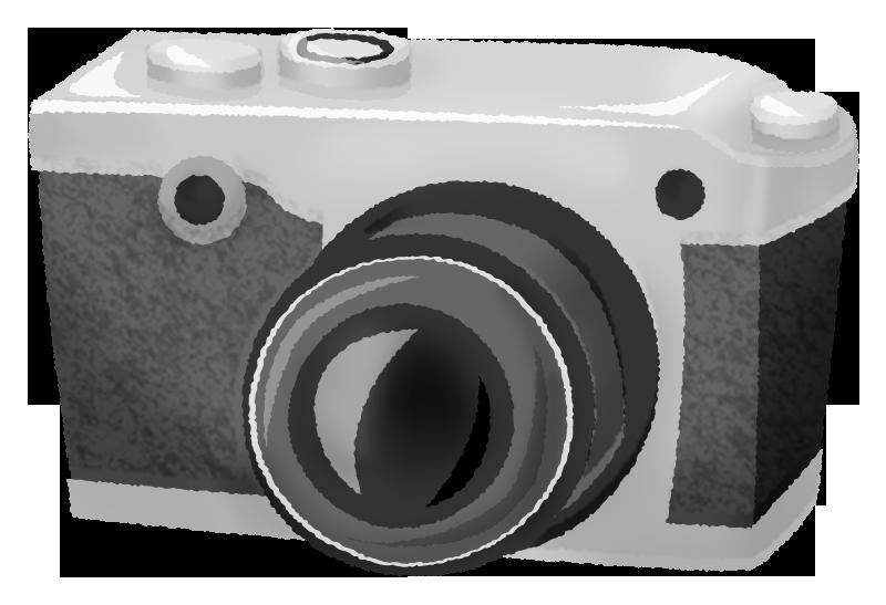 カメラの無料イラスト フリーイラスト素材集 ジャパクリップ