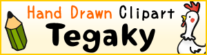 free clipart illustrations Tegaky