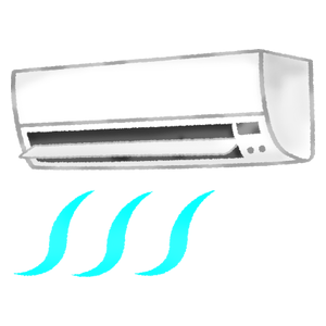 Air conditioner (cool air)
