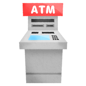 ATM / Cash machine