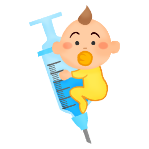 Flu shot / Vaccination for babies