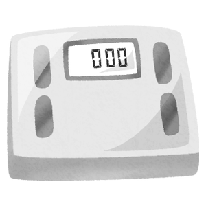 Weight scale / Body composition monitor