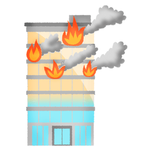 Building on Fire