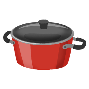 (Cooking) pot