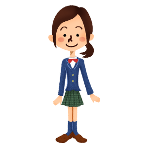 High school student (girl)