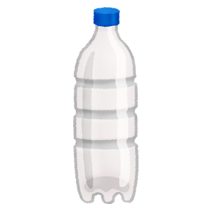 Plastic bottle (500ml)