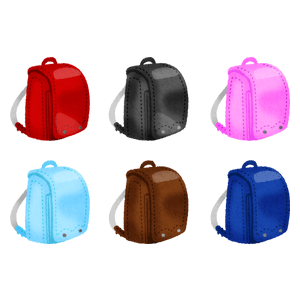 Randosel in various colors