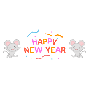 Mice and Happy New Year