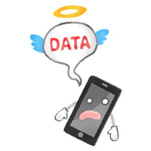 Data loss (cell phone)
