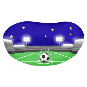 Soccer stadium (night)