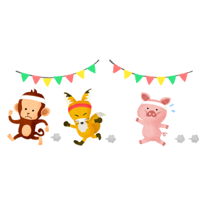 Sports day (animals)