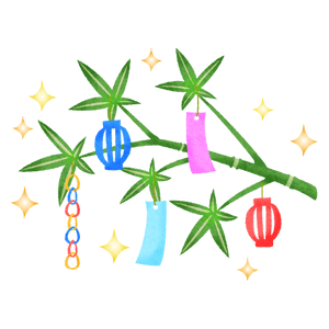 Tanzaku  / Tanabata wishes