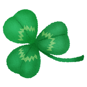 Three-leaf clover