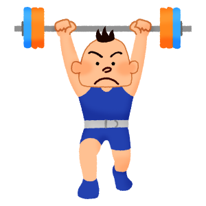 Weightlifting (men)