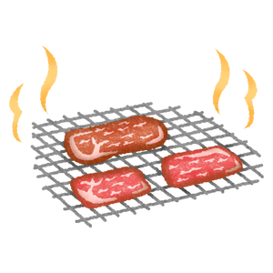 Yakiniku / Grilled meat