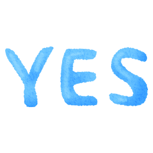 Yes / イエス